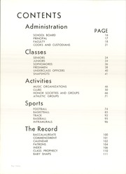 Page 14, 1953 Edition, Princeton High School - Tiger Yearbook (Princeton, IL) online yearbook collection