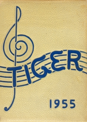 1955 Edition, Princeton High School - Tiger Yearbook (Princeton, IL)