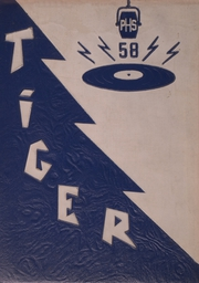 1958 Edition, Princeton High School - Tiger Yearbook (Princeton, IL)