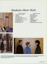 Page 11, 1986 Edition, Princeton High School - Tiger Yearbook (Princeton, IL) online yearbook collection