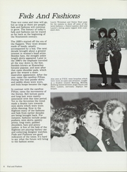 Page 12, 1986 Edition, Princeton High School - Tiger Yearbook (Princeton, IL) online yearbook collection