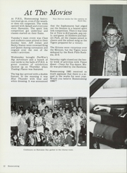 Page 16, 1986 Edition, Princeton High School - Tiger Yearbook (Princeton, IL) online yearbook collection