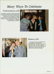 Page 7, 1986 Edition, Princeton High School - Tiger Yearbook (Princeton, IL) online yearbook collection