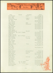 Page 109, 1929 Edition, Frankfort Community High School - Red Bird Yearbook (West Frankfort, IL) online yearbook collection