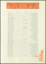 Page 111, 1929 Edition, Frankfort Community High School - Red Bird Yearbook (West Frankfort, IL) online yearbook collection