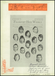 Page 60, 1929 Edition, Frankfort Community High School - Red Bird Yearbook (West Frankfort, IL) online yearbook collection
