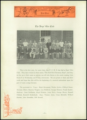 Page 66, 1929 Edition, Frankfort Community High School - Red Bird Yearbook (West Frankfort, IL) online yearbook collection