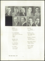 Page 14, 1937 Edition, Frankfort Community High School - Red Bird Yearbook (West Frankfort, IL) online yearbook collection