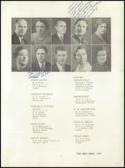 Page 15, 1937 Edition, Frankfort Community High School - Red Bird Yearbook (West Frankfort, IL) online yearbook collection