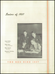 Page 17, 1937 Edition, Frankfort Community High School - Red Bird Yearbook (West Frankfort, IL) online yearbook collection