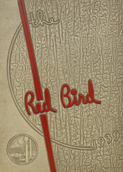 Frankfort Community High School - Red Bird Yearbook (West Frankfort, IL) online yearbook collection, 1939 Edition, Page 1
