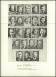 Page 8, 1940 Edition, Frankfort Community High School - Red Bird Yearbook (West Frankfort, IL) online yearbook collection