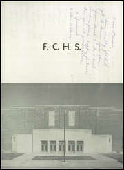 Page 10, 1950 Edition, Frankfort Community High School - Red Bird Yearbook (West Frankfort, IL) online yearbook collection