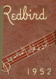 1952 Edition, Frankfort Community High School - Red Bird Yearbook (West Frankfort, IL)