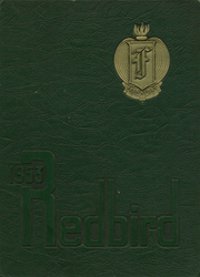 1953 Edition, Frankfort Community High School - Red Bird Yearbook (West Frankfort, IL)