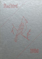 Frankfort Community High School - Red Bird Yearbook (West Frankfort, IL) online yearbook collection, 1980 Edition, Page 1