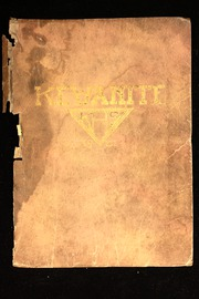 Page 1, 1921 Edition, Kewanee High School - Kewanite Yearbook (Kewanee, IL) online yearbook collection