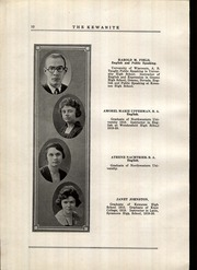 Page 16, 1921 Edition, Kewanee High School - Kewanite Yearbook (Kewanee, IL) online yearbook collection