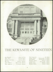 Page 6, 1947 Edition, Kewanee High School - Kewanite Yearbook (Kewanee, IL) online yearbook collection