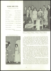 Page 24, 1951 Edition, Kewanee High School - Kewanite Yearbook (Kewanee, IL) online yearbook collection
