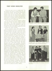 Page 28, 1951 Edition, Kewanee High School - Kewanite Yearbook (Kewanee, IL) online yearbook collection