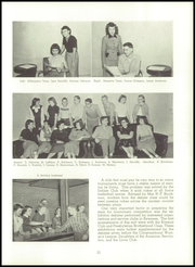 Page 29, 1951 Edition, Kewanee High School - Kewanite Yearbook (Kewanee, IL) online yearbook collection