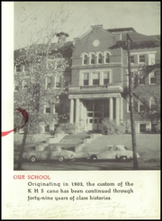 Page 7, 1951 Edition, Kewanee High School - Kewanite Yearbook (Kewanee, IL) online yearbook collection