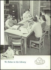 Page 15, 1957 Edition, Kewanee High School - Kewanite Yearbook (Kewanee, IL) online yearbook collection