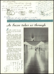 Page 7, 1957 Edition, Kewanee High School - Kewanite Yearbook (Kewanee, IL) online yearbook collection