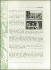 Page 14, 1932 Edition, Pontiac Township High School - Pontio Yearbook (Pontiac, IL) online yearbook collection