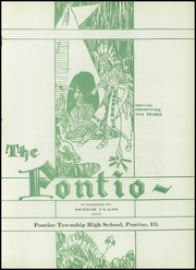 Page 7, 1932 Edition, Pontiac Township High School - Pontio Yearbook (Pontiac, IL) online yearbook collection