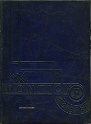 1939 Edition, Pontiac Township High School - Pontio Yearbook (Pontiac, IL)