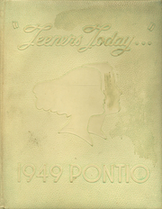 1949 Edition, Pontiac Township High School - Pontio Yearbook (Pontiac, IL)