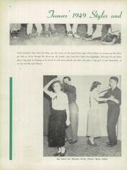 Page 10, 1949 Edition, Pontiac Township High School - Pontio Yearbook (Pontiac, IL) online yearbook collection