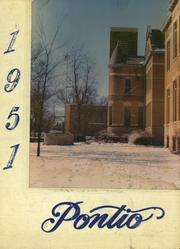 1951 Edition, Pontiac Township High School - Pontio Yearbook (Pontiac, IL)