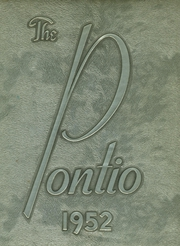1952 Edition, Pontiac Township High School - Pontio Yearbook (Pontiac, IL)