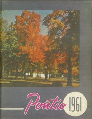 1961 Edition, Pontiac Township High School - Pontio Yearbook (Pontiac, IL)