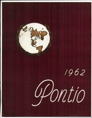 1962 Edition, Pontiac Township High School - Pontio Yearbook (Pontiac, IL)
