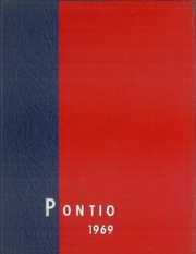 1969 Edition, Pontiac Township High School - Pontio Yearbook (Pontiac, IL)