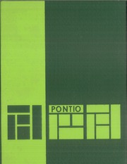 1970 Edition, Pontiac Township High School - Pontio Yearbook (Pontiac, IL)