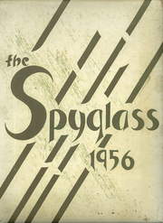 1956 Edition, Glenwood High School - Spyglass Yearbook (Chatham, IL)