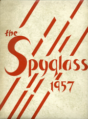 1957 Edition, Glenwood High School - Spyglass Yearbook (Chatham, IL)