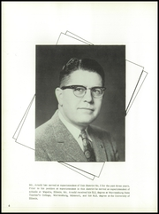 Page 10, 1960 Edition, Glenwood High School - Spyglass Yearbook (Chatham, IL) online yearbook collection