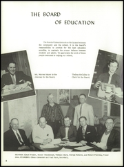 Page 12, 1960 Edition, Glenwood High School - Spyglass Yearbook (Chatham, IL) online yearbook collection