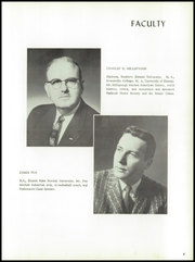 Page 13, 1960 Edition, Glenwood High School - Spyglass Yearbook (Chatham, IL) online yearbook collection
