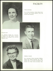 Page 14, 1960 Edition, Glenwood High School - Spyglass Yearbook (Chatham, IL) online yearbook collection