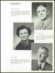 Page 15, 1960 Edition, Glenwood High School - Spyglass Yearbook (Chatham, IL) online yearbook collection