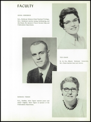 Page 17, 1960 Edition, Glenwood High School - Spyglass Yearbook (Chatham, IL) online yearbook collection