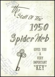 Page 5, 1950 Edition, Macomb High School - Spiderweb Yearbook (Macomb, IL) online yearbook collection