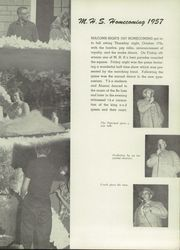 Page 13, 1958 Edition, Macomb High School - Spiderweb Yearbook (Macomb, IL) online yearbook collection
